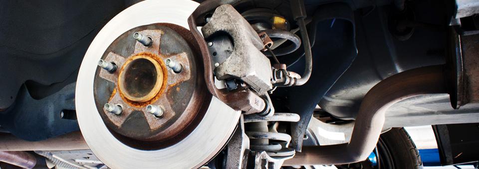 Brake Services & Repair