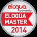2014 Eloqua Master